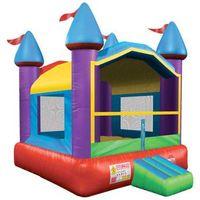 Inflatable Moonwalk Castle