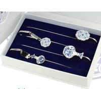 zinc alloy bookmark wedding gifts for guests