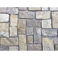 Castle villa stone