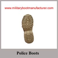 Wholesale China made Full Grain Suede Tan Color Military Tactical Desert Boots thumbnail image
