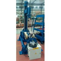 Pipe positioners tilting left and right 90 degree and press pipe thumbnail image