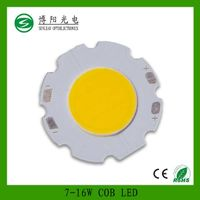 Hot sale  High power 7-16W cob led epistar cob