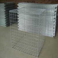 Hot Dipped Welded Wire Mesh Gabions