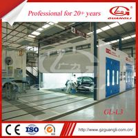 Factory Supply GL-L3 Multi-station High Quality Auto Powder Coating Painting Line booth thumbnail image