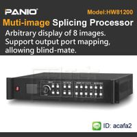 Multi-Image Splicing Processor Video wall thumbnail image
