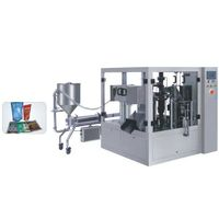 premade pouch/doypack liquid packing machine