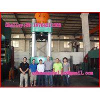 Rubber Hydraulic Vulcanizing Press thumbnail image
