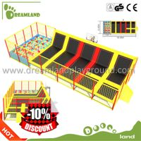 CE Certificate gymnastics commercial trampolines for sale,professional trampoline thumbnail image