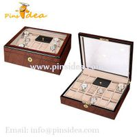 Gloss Wood Watch Box