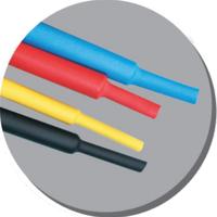 Dual wall adhesive-lined heat-shrink polyolefin tubing