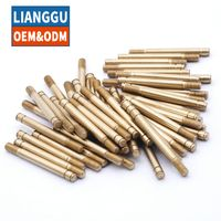 Customized Stainless Steel Shock core Shock absorber piston rod shaft connecting rod thumbnail image