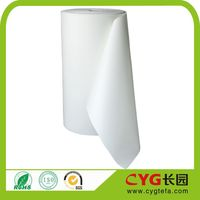xlpe foam White PE Foam for Anti Hot foam tape