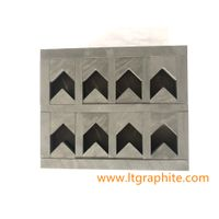 High Strength Graphite Mould for Diamond Arrow Part Cup thumbnail image