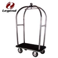 Hotel bellman's cart