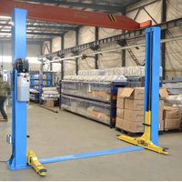 China factory cheap two post hydraulic car lift with CE thumbnail image
