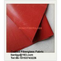 PVC/silicone /acrylic /verminicated silicone rubber Coating Fiberglass Farbics