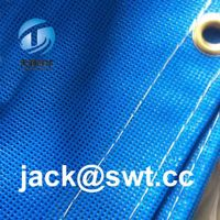 130G/M2 Fire Retardant Building Safety Netting