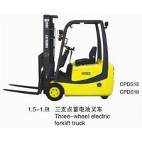 1-3T battery operated forklift thumbnail image