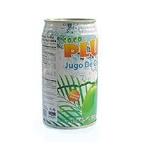 Canned Coconut Water with Pulp 330 ml.