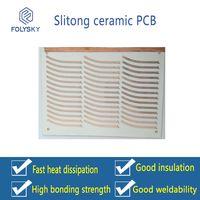 Ceramic PCB/ ceramic clad copper plate / alumina ceramic circuit board / AlN ceramic substrate