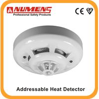 Numens HNA-360-HL EN54 Approved Addressable Heat Detector