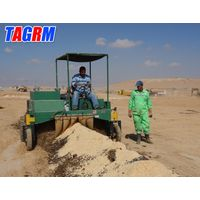 Animal manure processing cow manure compost mixer machine M2000 thumbnail image