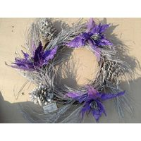 Artificial Handicrafts Garland&Wreath