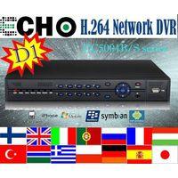 H.264 standalone DVR EC5008 CCTV /network dvrs/digital viedo recorder