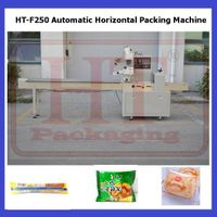 HT-F250 Automatic Chocolate Bar Packing Machine