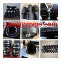 ASTM A234 WP5/WP9/WP11/WP12/WP22/WP91 elbow reducer cap tee bend