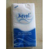pocket tissue for advertisement