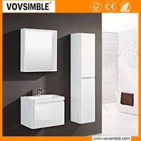 simble modern mdf bathroom cabinet