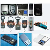 electronic scale, pocket scale, tire pressure gauge thumbnail image