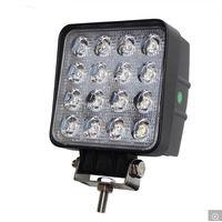 Portable 48W Amber White Tractor LED 12V Head Light Car LED Work Lights thumbnail image