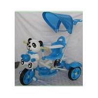 children tricycle, with panda head