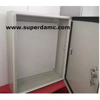 Mild Steel Distribution Board Electrical Panel Box Making Machine