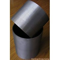 cast iron drum for rice milling rubber  roller,cast iron drum for rice hulling rubber roller ,cast i thumbnail image