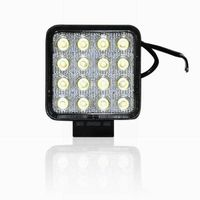 "48w led work light bar 4.5""led work lamp waterproof explosion proof design for trucks,tractors 10-60"
