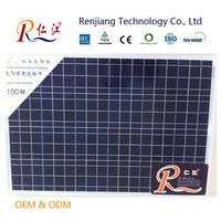 Polycrystalline Solar Panel Price 100W