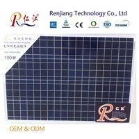 Polycrystalline Solar Panel Price 100W