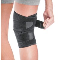Adjustable Knee Support Brace with strap thumbnail image