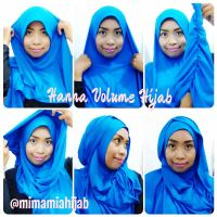 Instant Hanna HIjab