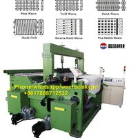 Extruder Screen Mesh Weaving Machine SG160/130-1JD