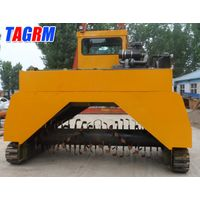 Perfect composting project machine M3200II compost windrow turner machine thumbnail image