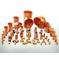 Copper elbow Coupling Tee U Bend thumbnail image