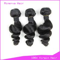 Wholesale Malaysian Hair Weaves Loose wave thumbnail image