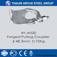 XY-A020 Forged Putlog Coupler