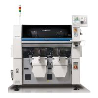Samsung SLM-120 led chip shooter lens chip mounter for LED assembly line