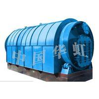 plastic oil refining equipment