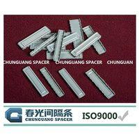 steel straighter for aluminum spacer